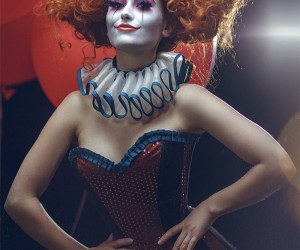 Michael la-Cour​ - Dark Circus: Sexy Clown