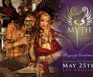 MYTH Masque 2013 - Be There!