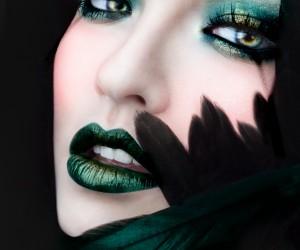 Olivia Lazer - Black Fantastic