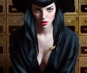 Olivia Lazer - Reneé Rockwood
