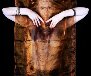 Sandy Viktor Nys (Hybryds) - Veiled Goddess