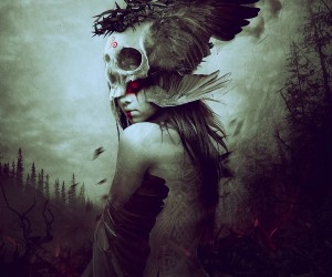 Soufiane Idrassi - Dark Goddess