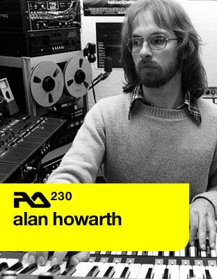 RA.230 by Alan Howarth