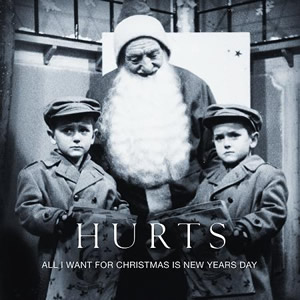 Hurts - All I Want For Christmas Is New Year's Day cover
