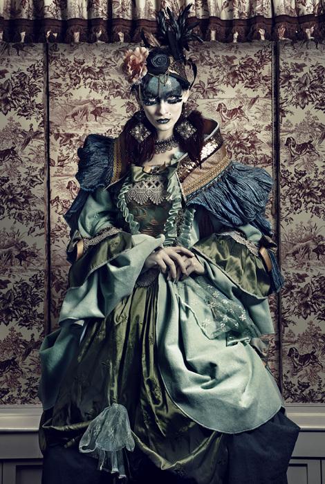 Jessyel Ty Gonzalez - Valeri Kimbro - designer J-Chan