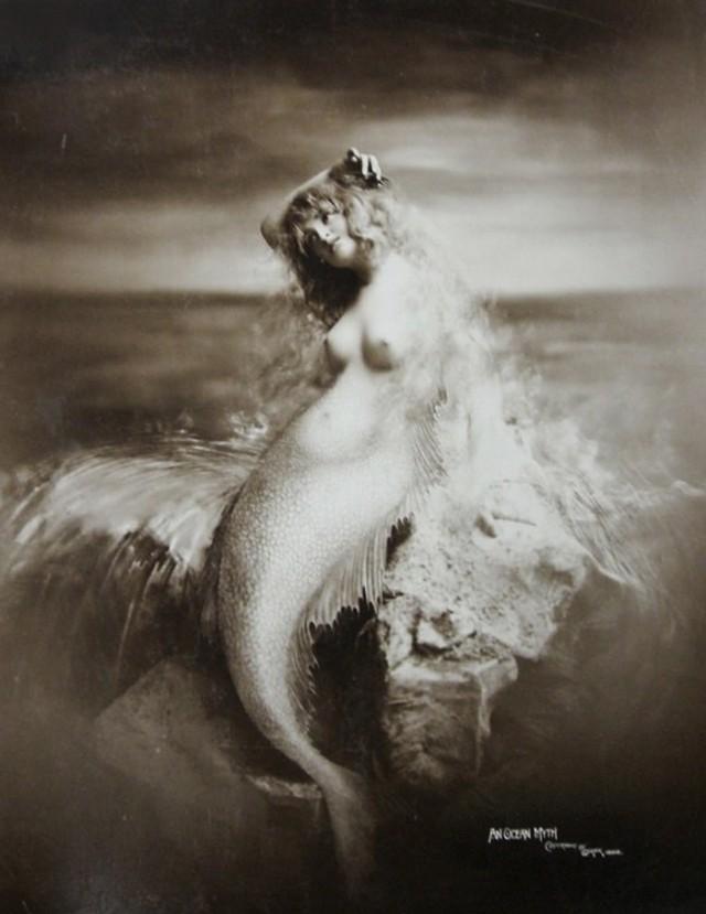 Ziegfeld Mermaid, 1896