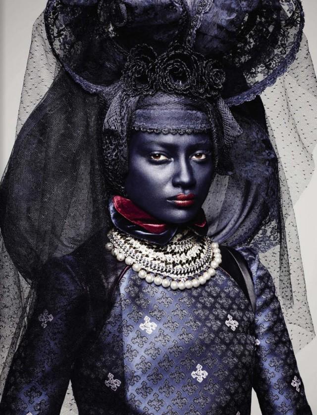 Ben Hassett - Enyelisa - stylist Patti Wilson