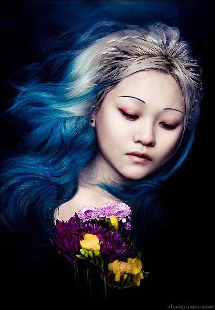 Zhang Jingna Archives Dark Beautydark Beauty