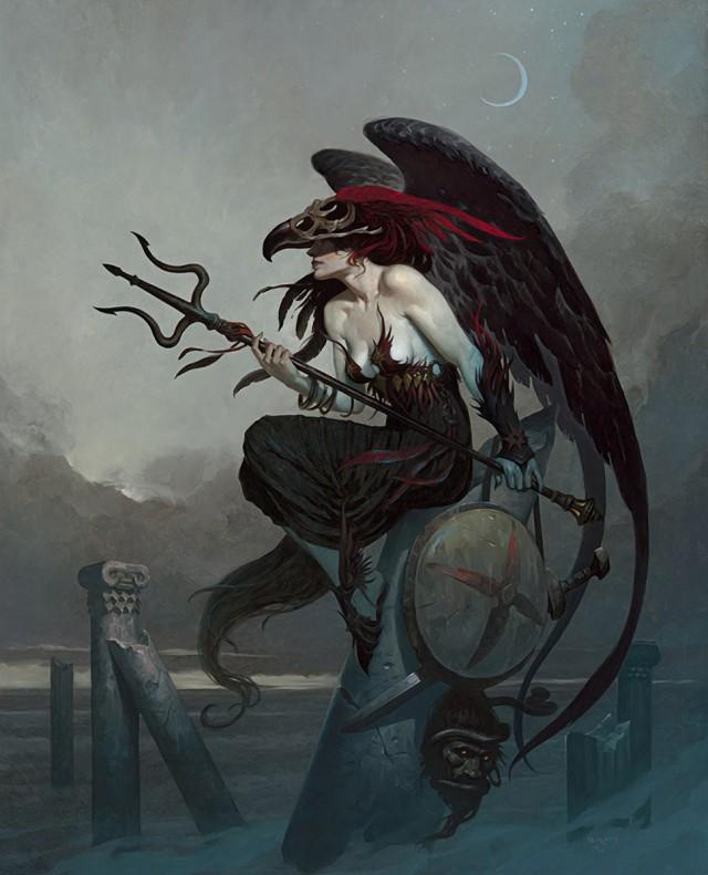 Brom - Redd Wing