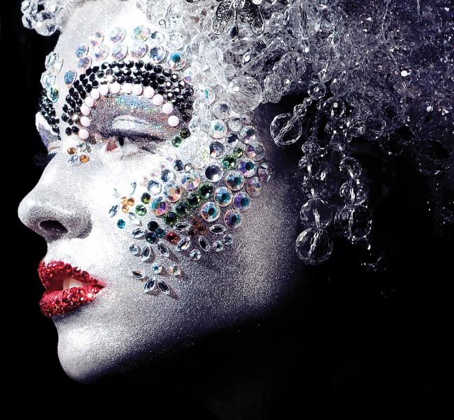 Camille Sanson - makeup Lan Nguyen