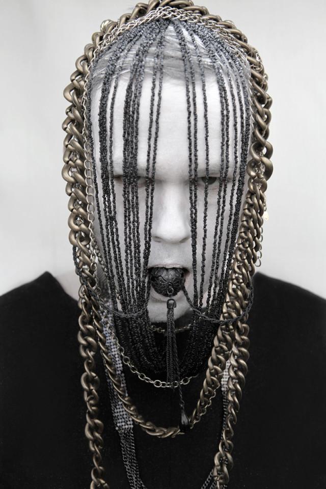 Anita Kulon - Michał Scholl - stylist is model (Schollix) - Nomad