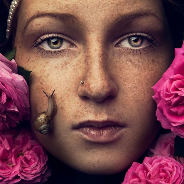 Evgeni Kolesnik - Julia Krikunova - makeup Anastasiya Kolesnik