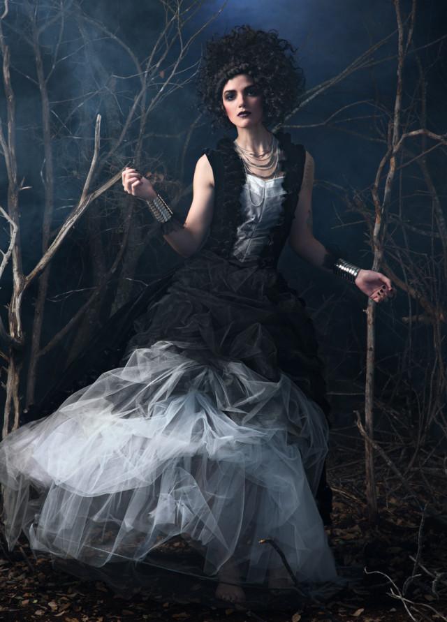 Maja Buck - Mo Settergren - hair Asta Luster - makeup Catherine Barton - designer Treave Temple