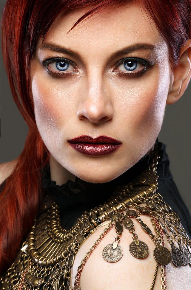 Andre Belmont - Lis Krebs - makeup by model (LisKrebsMakeupArtistry)