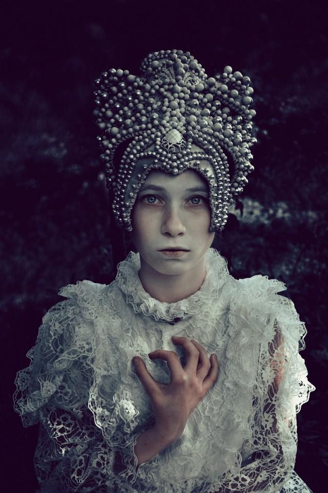 Marcin Nagraba - Kinga - designer Agnieszka Osipa