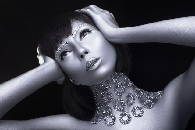 Mohsin Khawar - Anam Malik - hair makeup stylist concept Fatima Nasir - retoucher Bianca Carosio - All That Sparkles 2