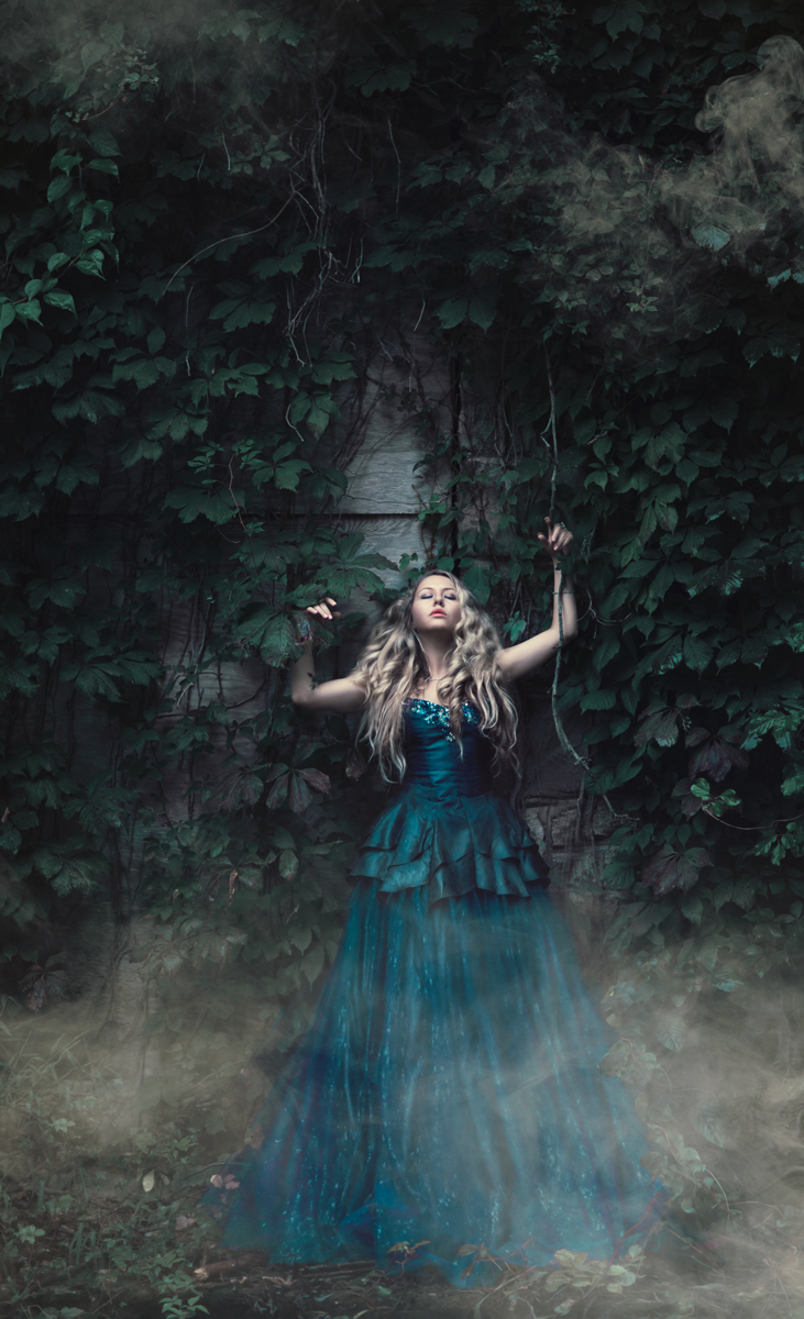Fairy Inspired Fashion Photography