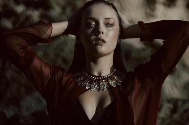 Stavros Christodoulou (photography.clique) - Daria Gourova - hair makeup Magdalena Skoczylas - stylist Katarzyna Szopa (Lifefullofcoloursfashionblog)