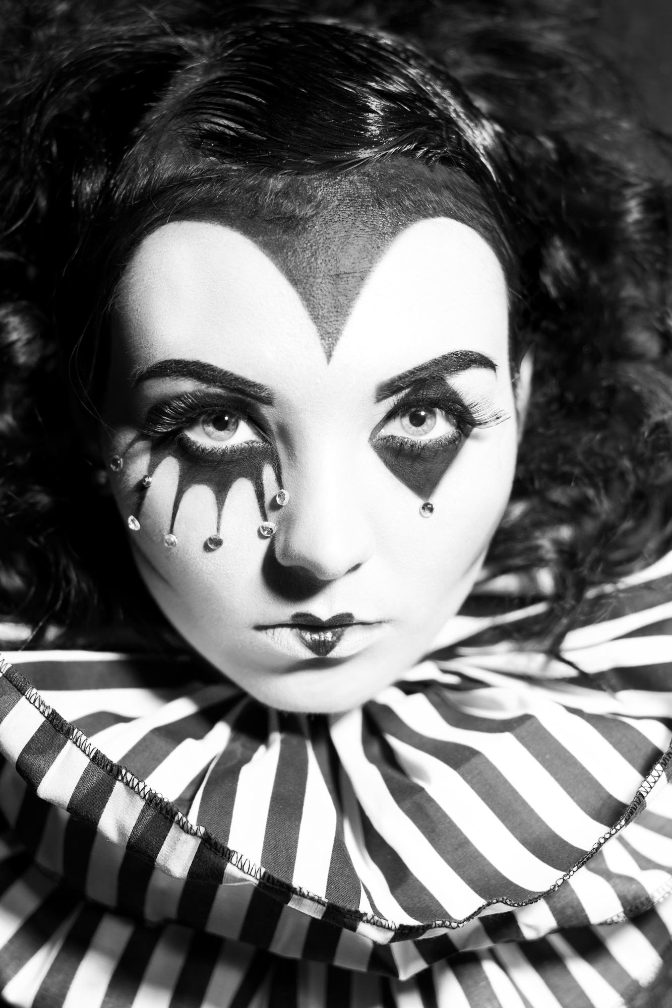 the illustrated eye � sabrina von sin � dark beauty