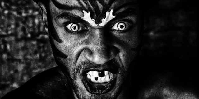 Johannes Spann - Joao Belbon - makeup Berenice Ammann - Voodoo People