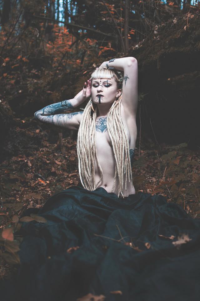 Marcin Chalupka Photography - Alicja Erronis - Shaman Girl