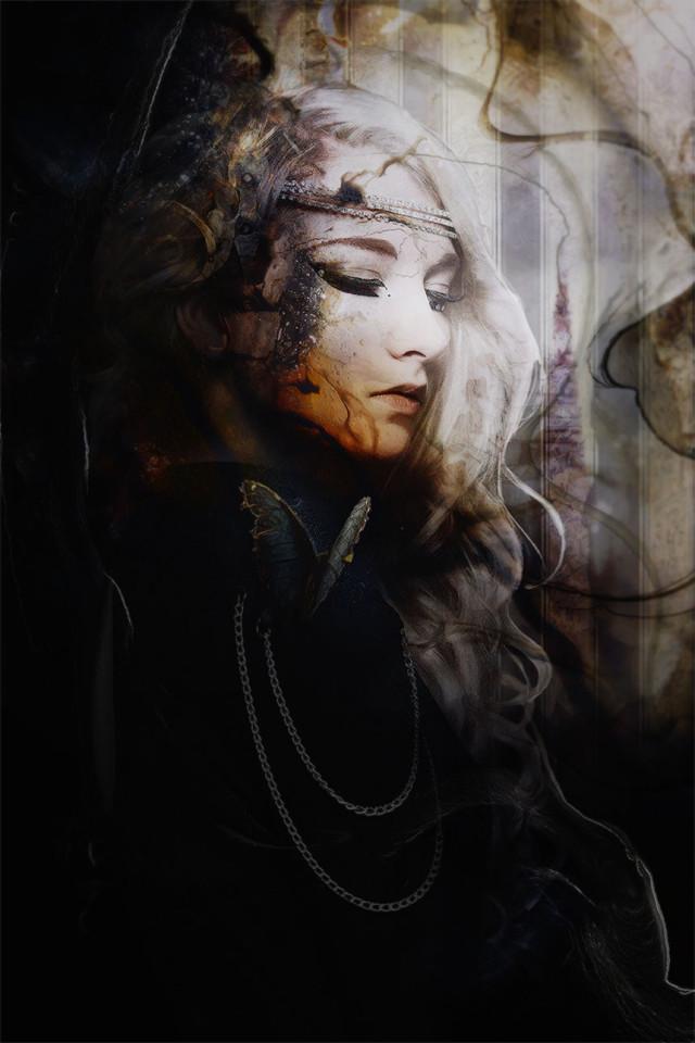Elizabeth Hinders (Andaelentari) - Maria Amanda Staub