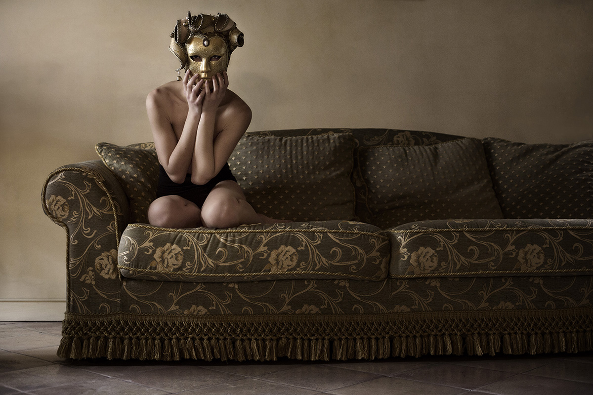 Antonella Ricciotti (ilovephotography.antonellaricciotti) - Elisabetta Girodo Angelin - The Venetian Mask