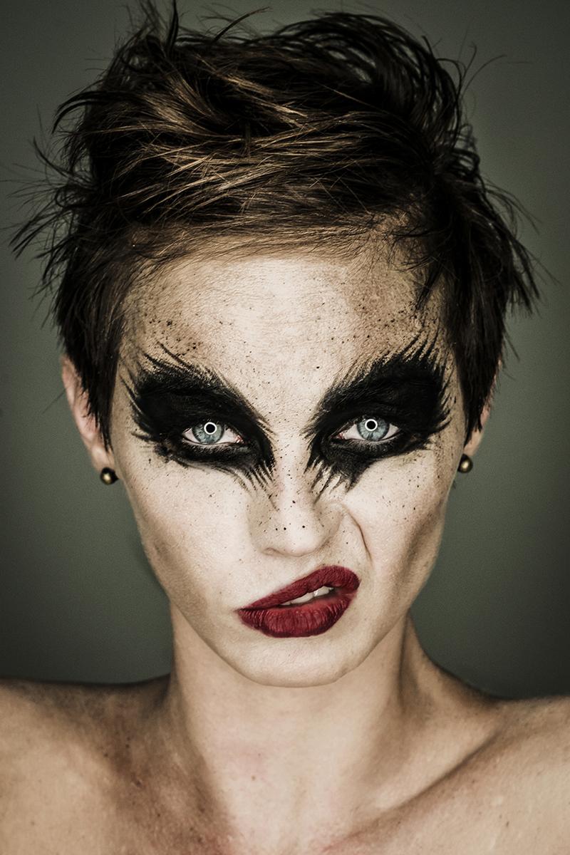 Gaizka Corta (GCphotostudio) - Luciana Croatto - hmua Francis Bodí Make Up Artist - prd Jon Hernandez