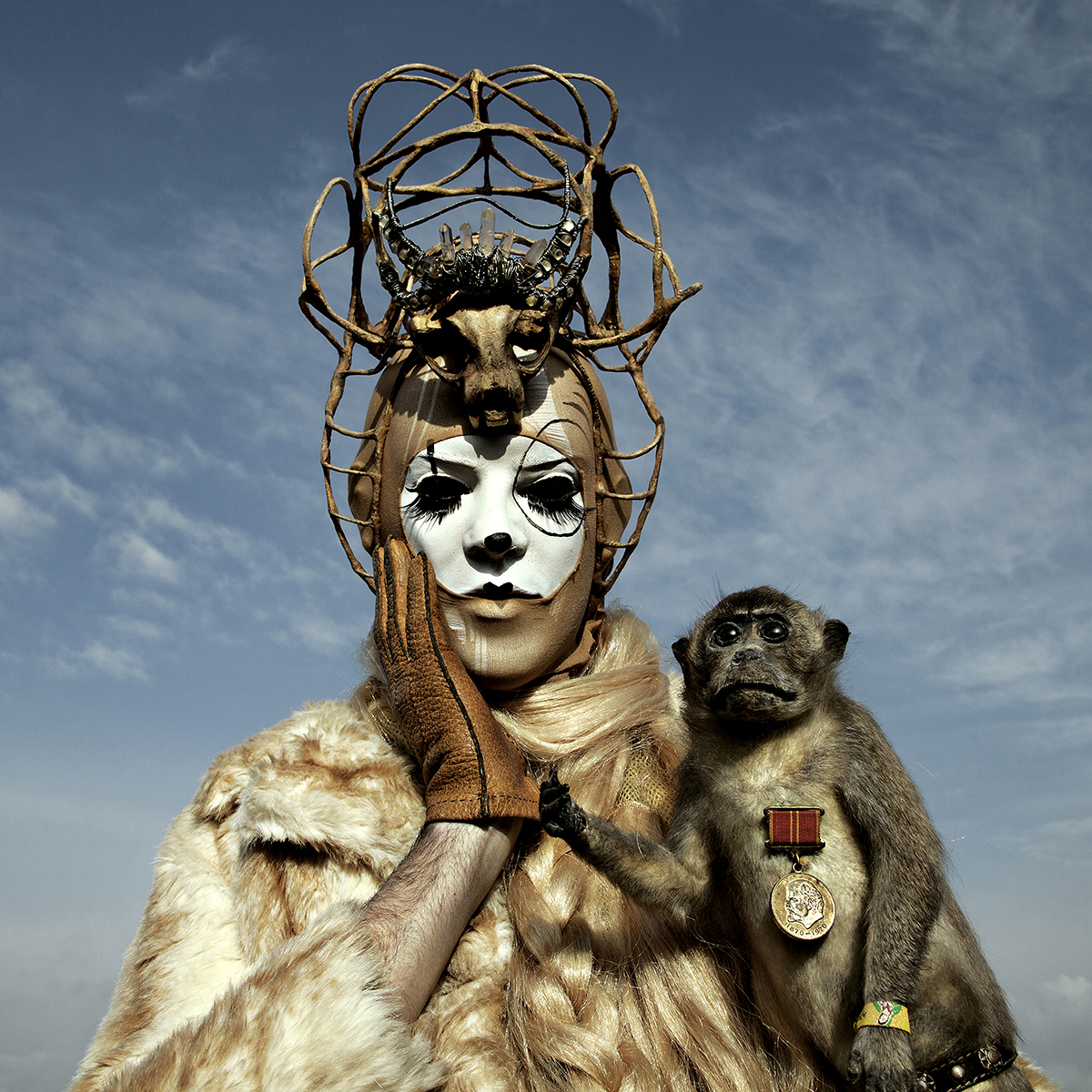 Mothmeister - self-portrait - sty by phg - hdpc Candice Angelini 1