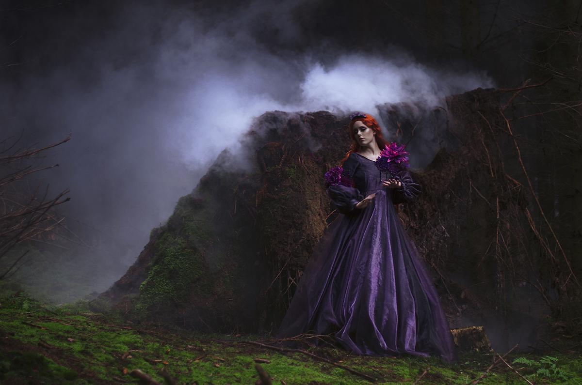 Sabrina Nielsen Photography (ig savage_lilly) - Mia Lykke Søeborg (ig miasoeborg) - Solitude Descends
