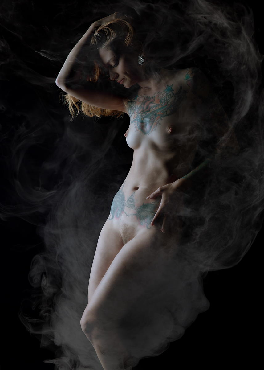 Fon Denton (imagethatphoto) - theresamanchester.model - The Mystic...