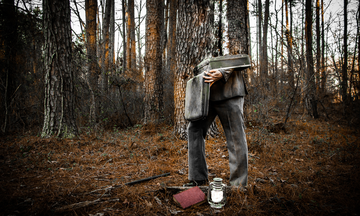 Jonathon Briley (Victus Photography) - self-portrait - The Otherside