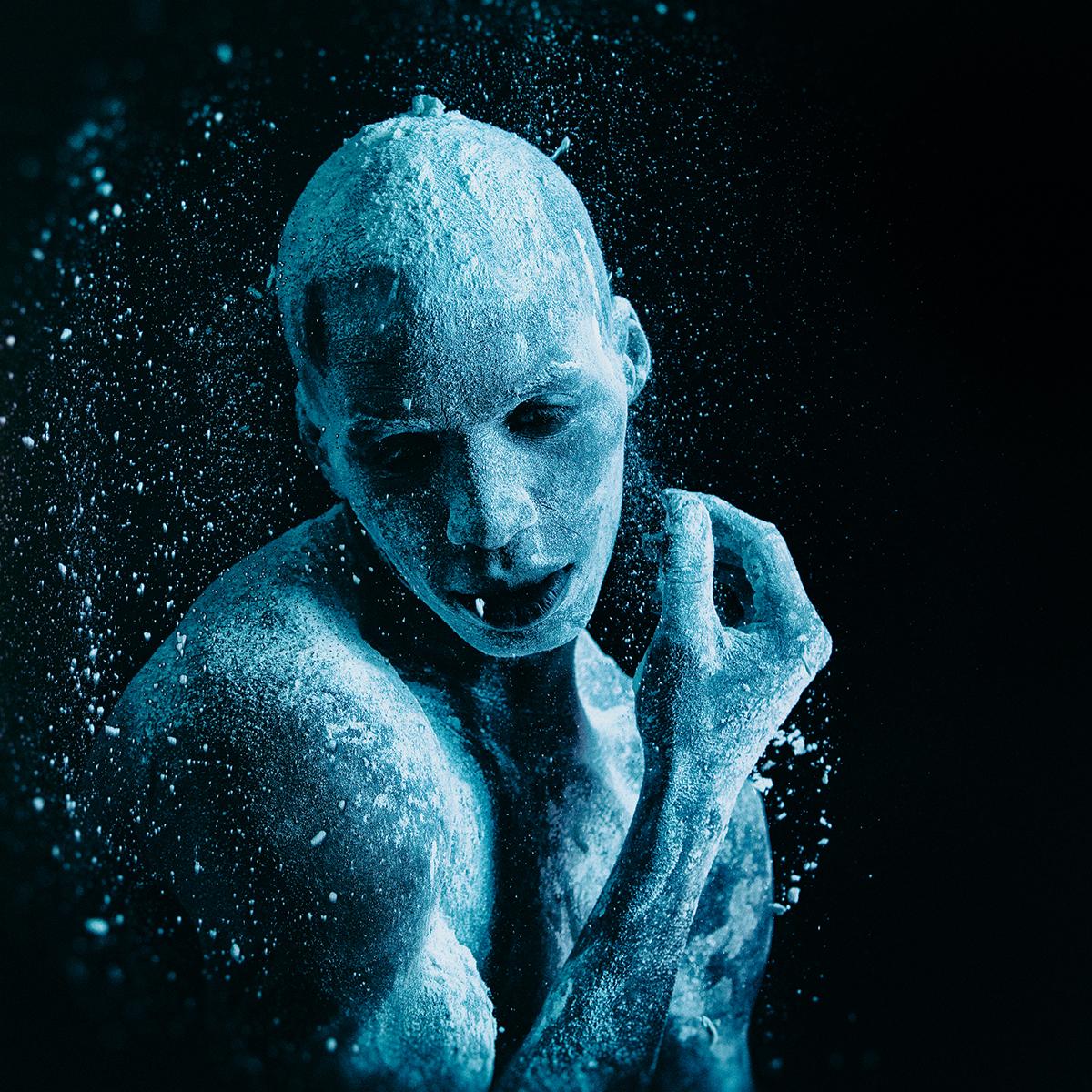 Michelle Caudle (Silver Moon Custom Art & Photography ig SilverMoonCustomArt) - Lorenzo Edwards - ast Megan Powers