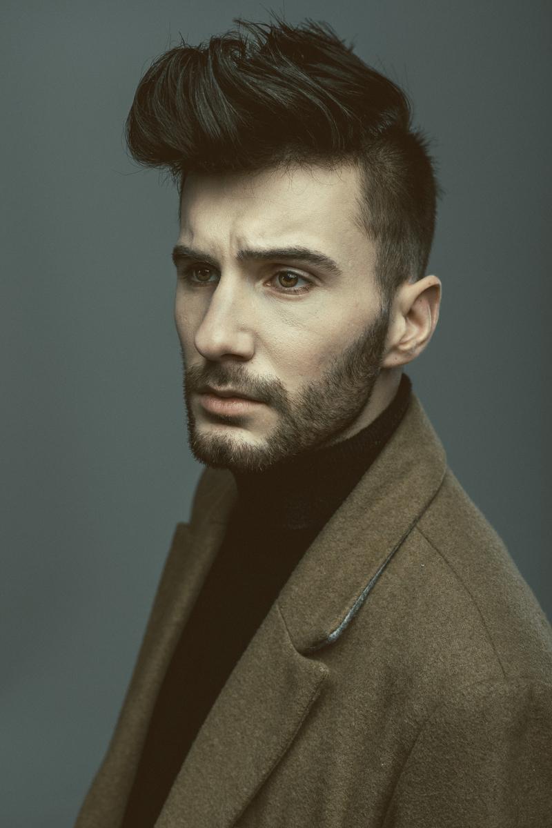 Piotr Romiszowski (Romisz) - Bartek Skaj (SKAYi23 ig bytheskaj) - h Perfect Hair by Aneta Wawryca - mua magdalena.lesniewska.37 - stu studiopodnapieciem - SKAYi