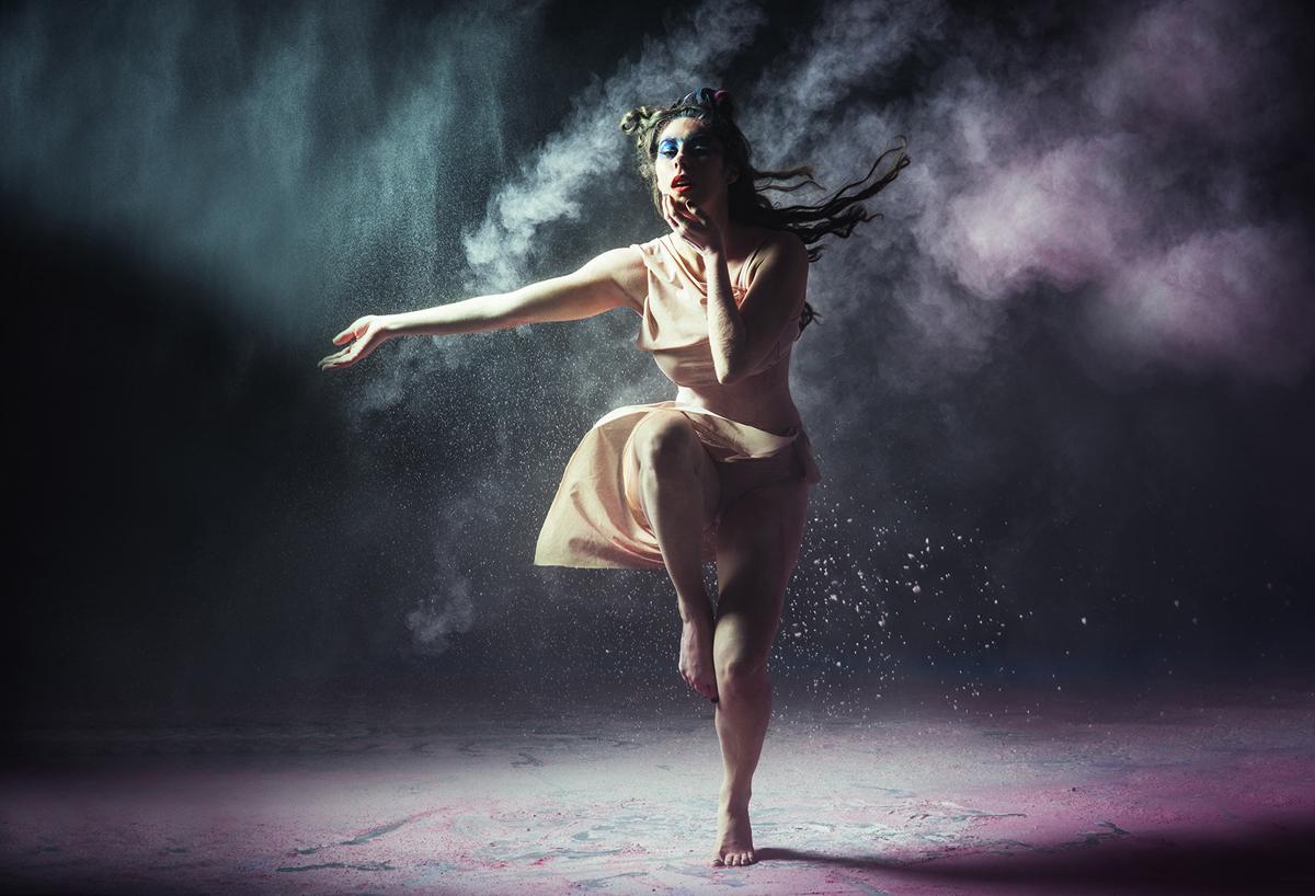 Anabella V. Photography - Dani Albertina - hmua Designs by Rivera's - prd Dancesanity Stars, Cristina Michalski - ast Corin Michalski, Noah Christian Necaise - Galaxy Dancer
