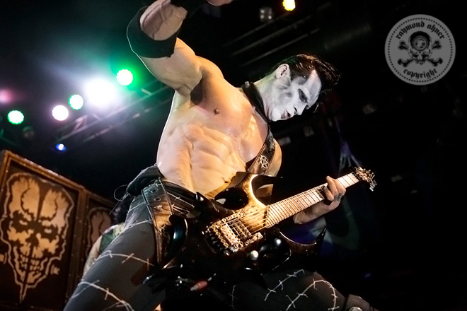 Doyle perform on November 10, 2015 at the DNA Lounge in San Francisco, California.
