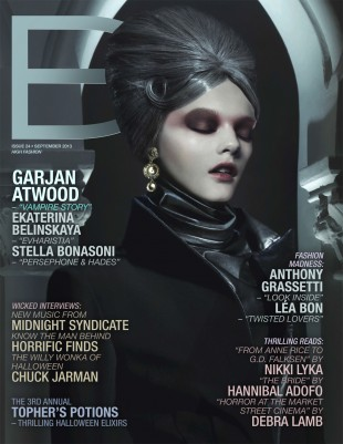 ISSUE 24 - High Fashion - cover