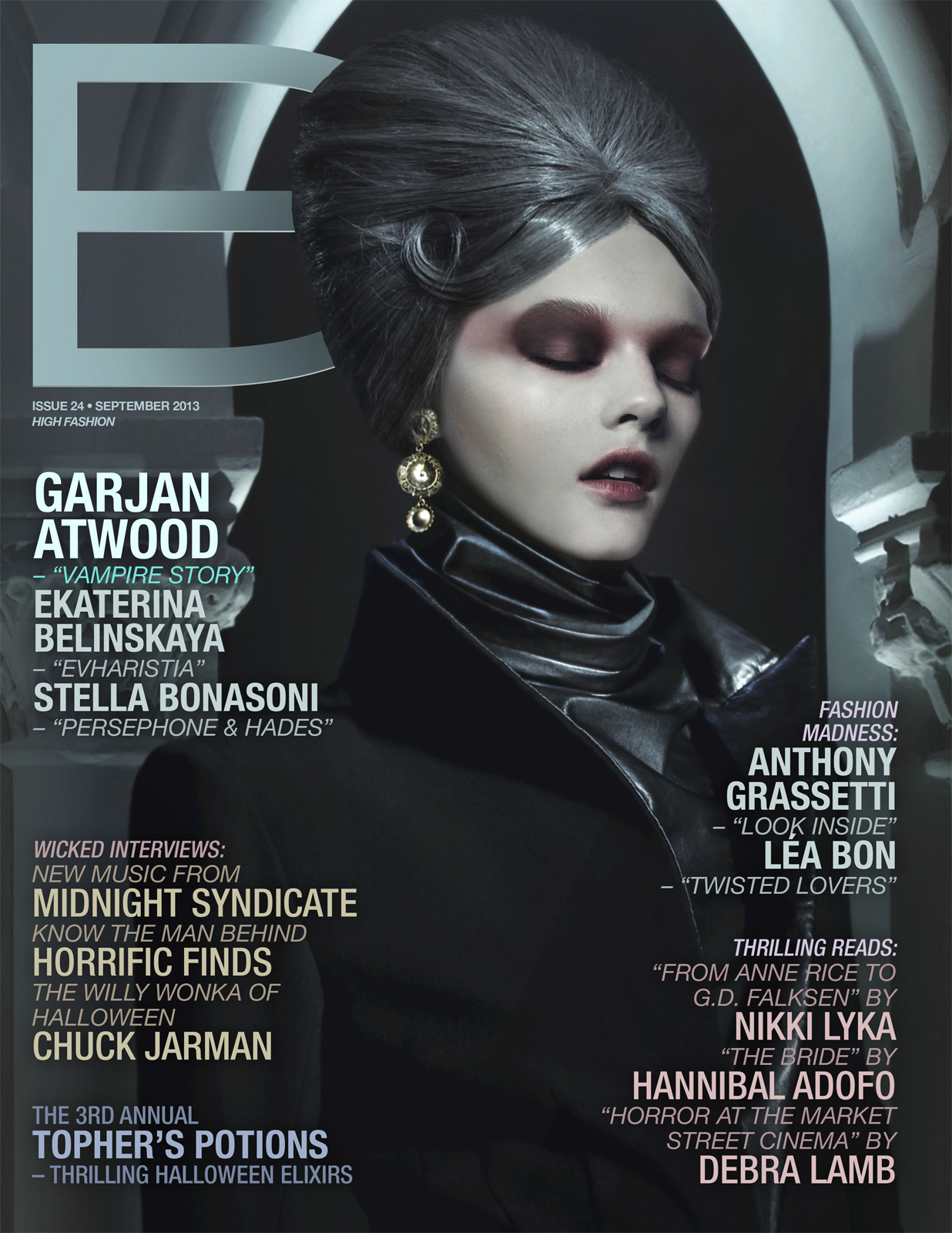 High Fashion Letters: Digital Download